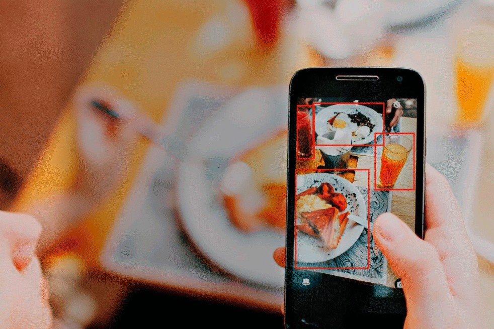 food type detection and recognition api