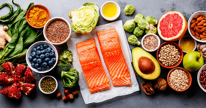 ingredients information api food tracking recipe salmon healthy